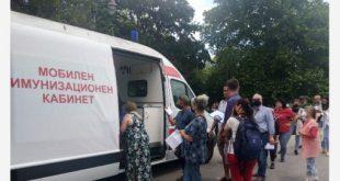 Прокуратурата се сезира  за нападението на антиваксъри над мобилен пункт за ваксинация във Варна