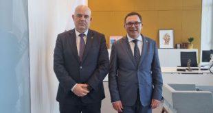 Гешев е похвалил специализираната прокуратура пред президента на Евроджъст Ладислав Хамран