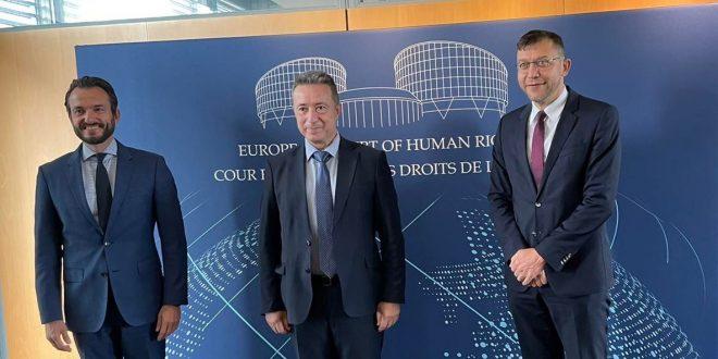 Министър Янаки Стоилов се срещна с председателите на  Венецианската комисия и на  Европейския съд по правата на човека